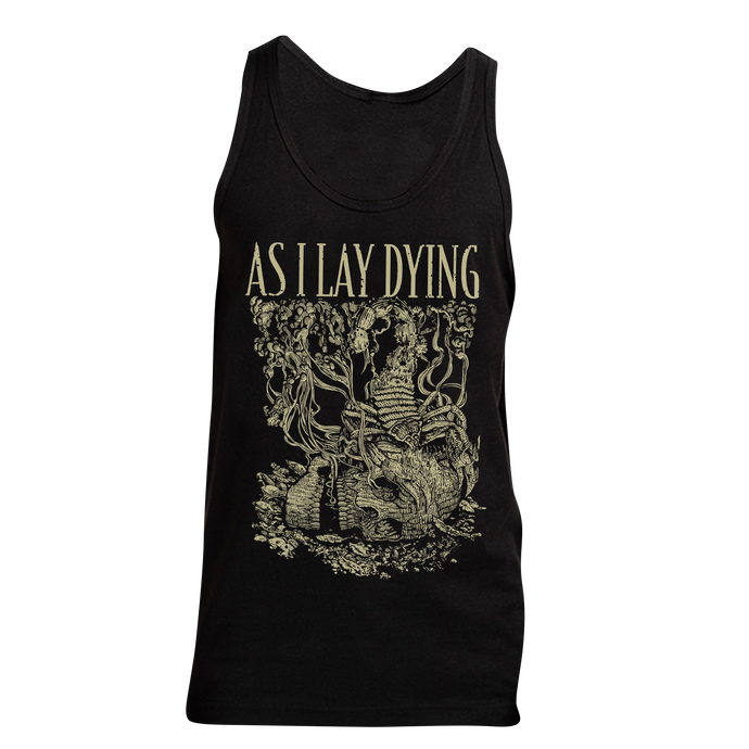 As I Lay Dying - As I Lay Dying - Scorpion Tank