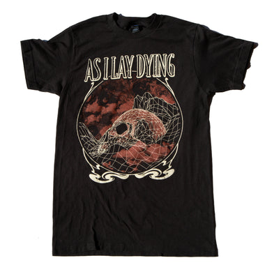 As I Lay Dying - Skull Hill Tee