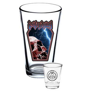 Storm Pint & Shot Glass