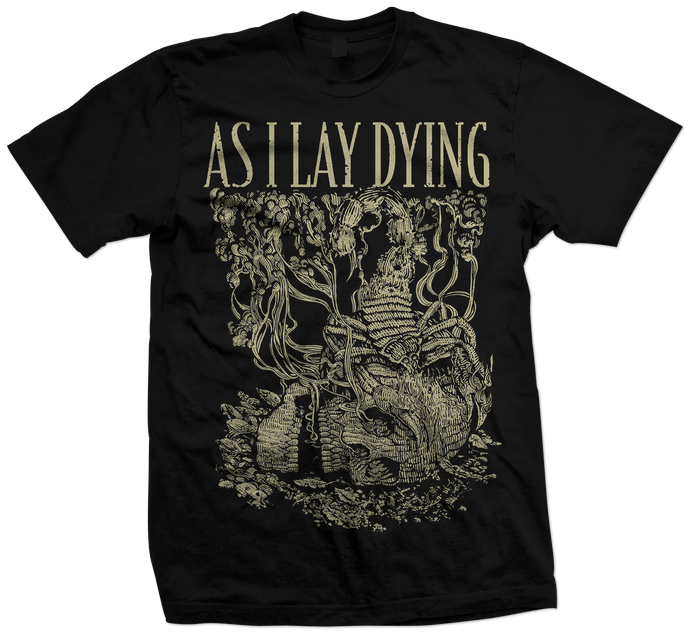 As I Lay Dying - Scorpion Tee