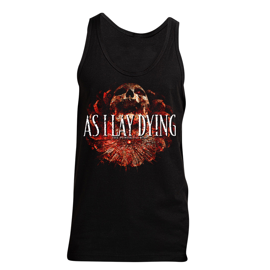 As I Lay Dying - LIMITED EDITION POWERLESS RISE TANK