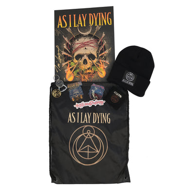 AS I LAY DYING - VIP BUNDLE
