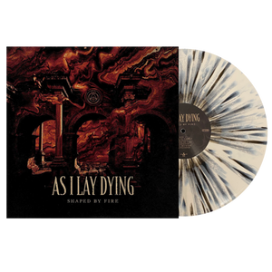 As I Lay Dying - Shaped By Fire - Bone Vinyl
