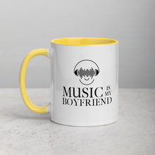 Load image into Gallery viewer, Music Is My Boyfriend - Mug
