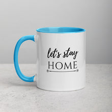 Load image into Gallery viewer, Let's Stay Home - Mug