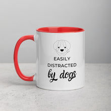 Load image into Gallery viewer, Distracted by Dogs - Mug