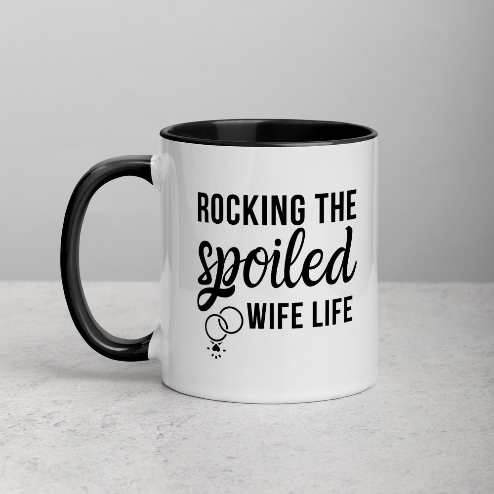 Rocking the Spoiled Wife Life