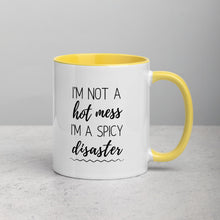 Load image into Gallery viewer, Hot Mess, Spicy Disaster - Mug