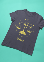Load image into Gallery viewer, Libra - Unisex T-Shirt