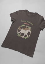 Load image into Gallery viewer, Accept Your Inner Unicorn - Premium T-Shirt