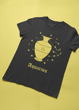 Load image into Gallery viewer, Aquarius - Unisex T-Shirt