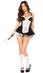Maid You Do It Costume