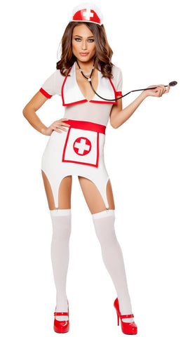 Doctors Naughty Assistant Costume