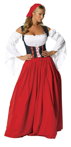 Swiss Miss Costume