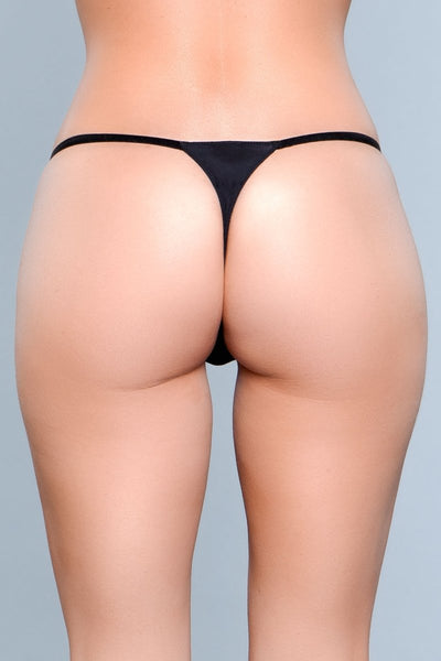 My Go-To Thong Black