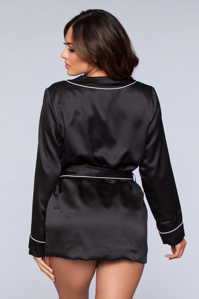 Kali Robe Black