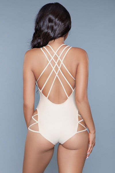 Amaya One Piece Swimsuit Nude