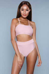 Chanity Swimsuit Pink