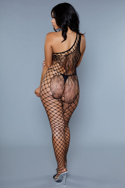 Keep Up Tonight Bodystocking