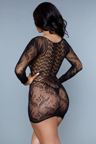 Turn Your Lights Off Body Stocking