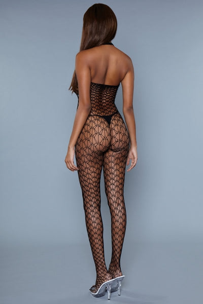 Night Reflection Bodystocking