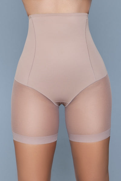 Held Together Shapewear Short Nude