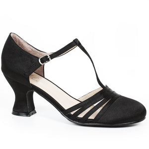 2.5 Heel Satin Dance Shoe