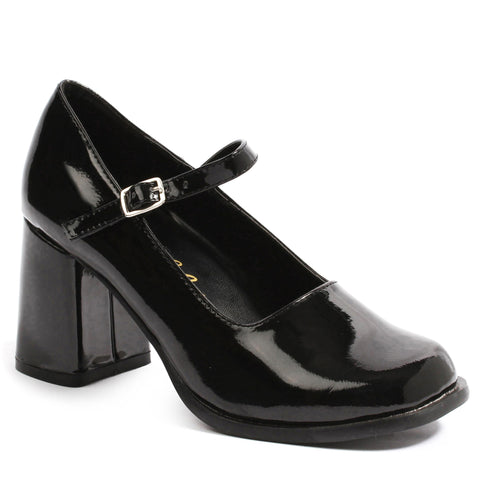3 Heel Mary Jane Shoe