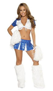 Charming Cheerleader Costume
