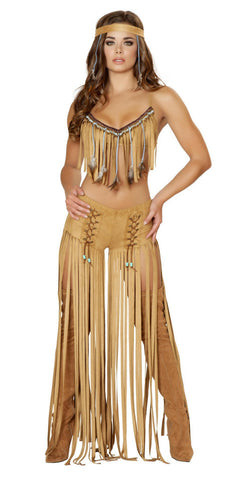 Cherokee Hottie Costume