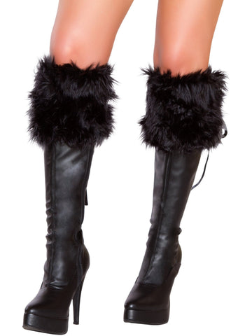 Fur Boot Cuffs