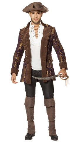 Pirate Jacket Costume