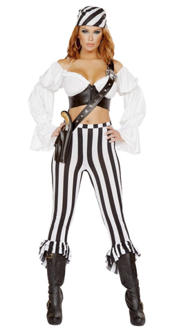 Beautiful Pirate Mate Costume