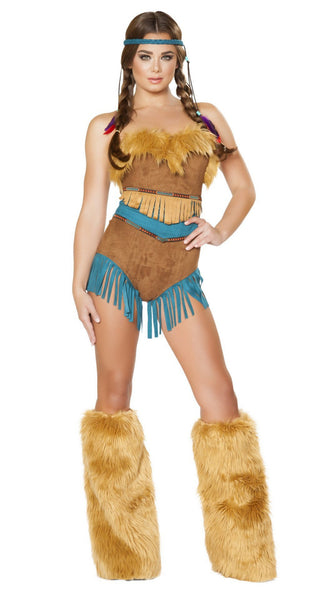 Tribal Vixen Costume