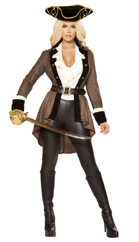 Pirate Booty Diva Costume