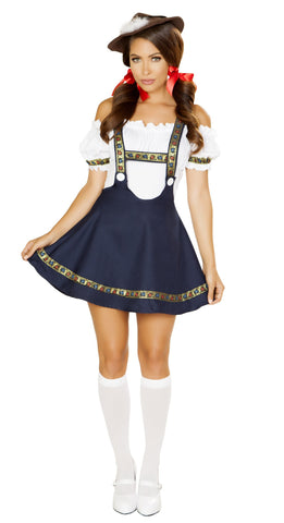 Costume Bavarian Beauty