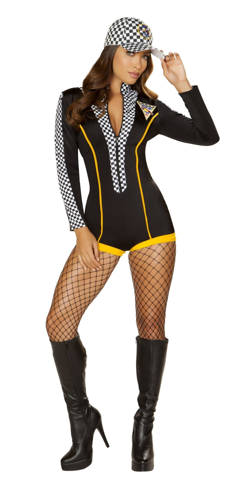 Race Car Diva Costume