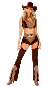 Cowgirl Chaps Costume