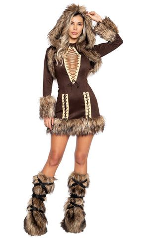 Chilled Eskimo Costume