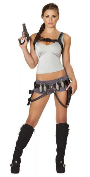 Treasure Huntress Costume