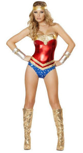 Superhero Hottie Costume
