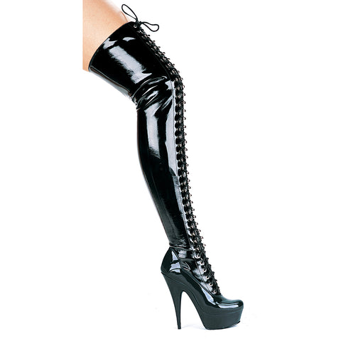 6 Thigh High Boots