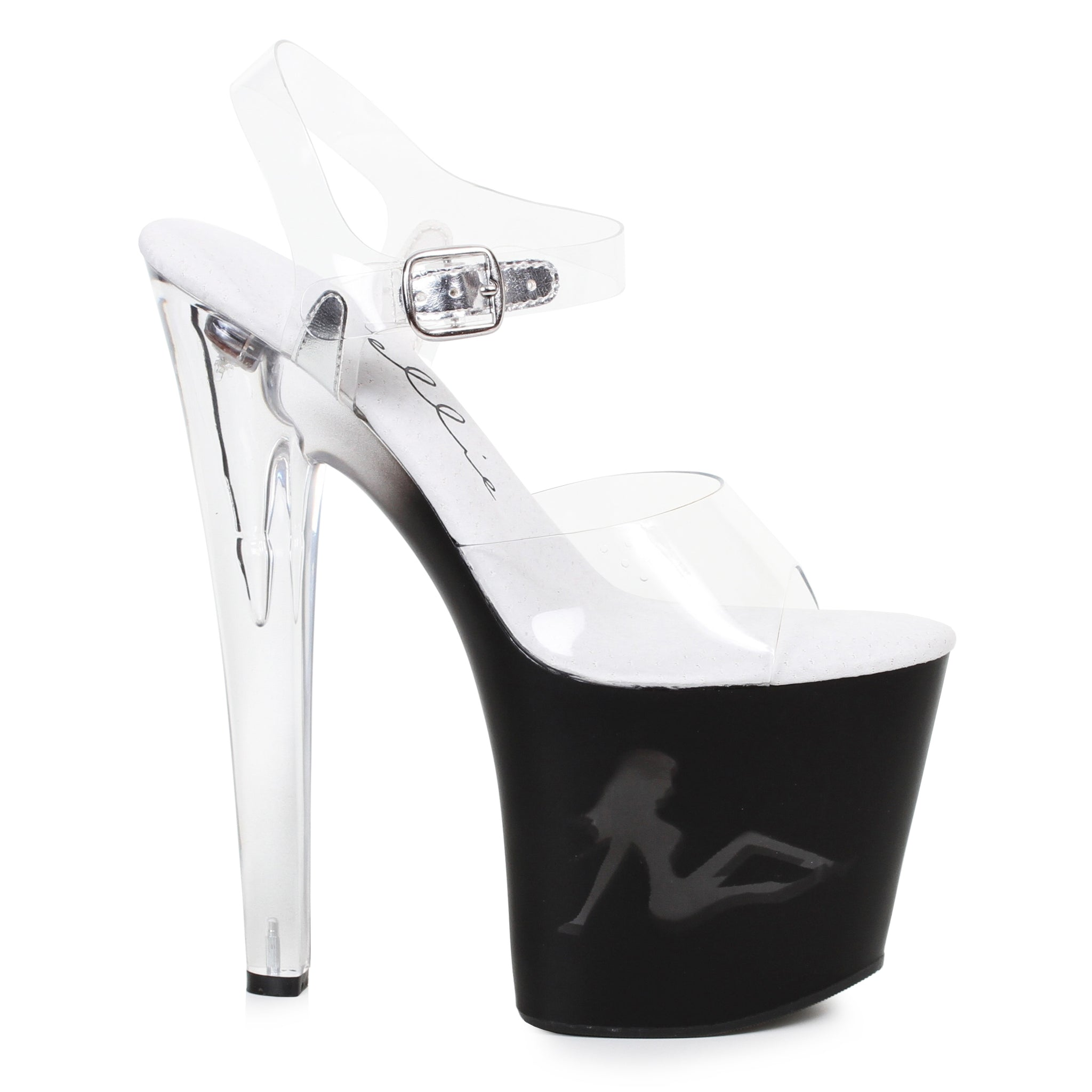 8 Pointed Stiletto Sandal With Light Up Truckgirl