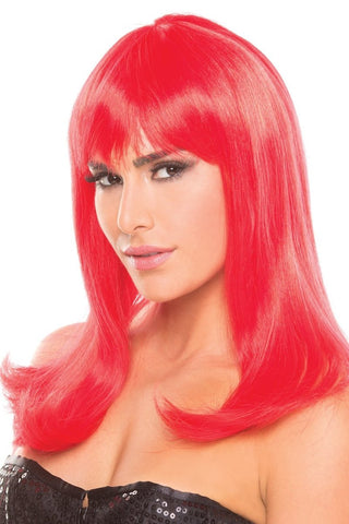 Hollywood Wig Red