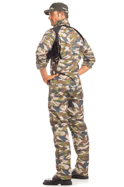 Scrumptious Sergeant Major Costume