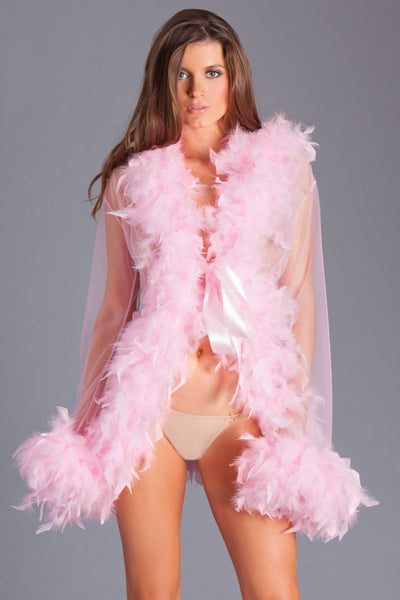 Lux Robe Candy Pink