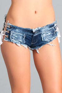 Strings Attached Shorts