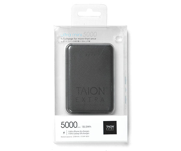 TAION EXTRA バッテリー販売開始
