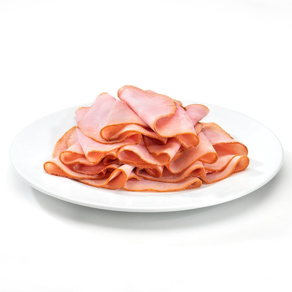 Honey Cured Ham Deli Sliced (1 Lb)