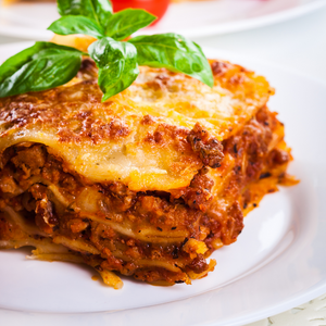 Meat Lasagna Pan (8 Servings)